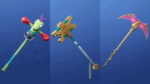 All New Season 8 Pickaxes In Fortnite