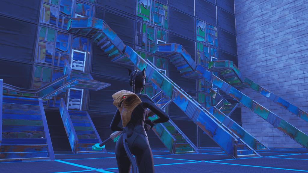 Endless Escape map code Fortnite creative mode