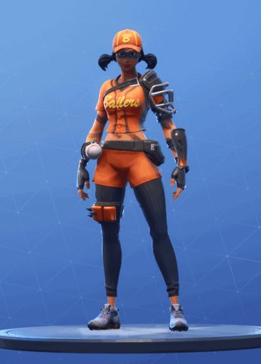 Fastball skin Fortnite season 8