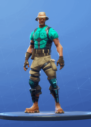 Marino skin Fortnite season 8