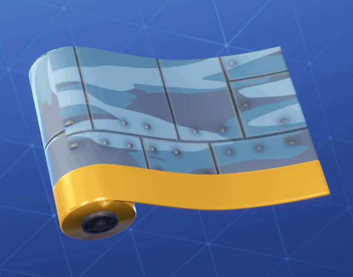 Rivet weapon wrap Fortnite season 8