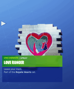 Tier 48 Love Ranger spray