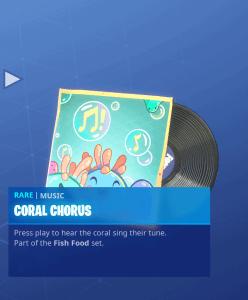 Tier 54 Coral Chorus music