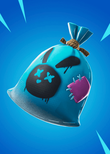 Bunny Bag back bling Fortnite season 8