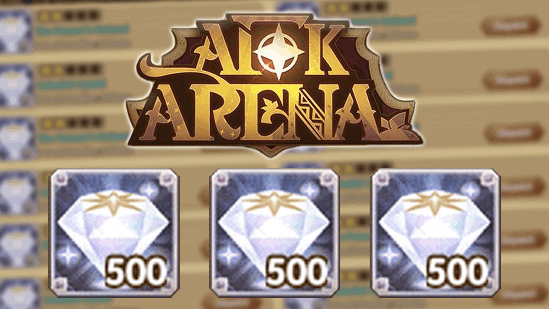 AFK Arena – How To Get Diamonds