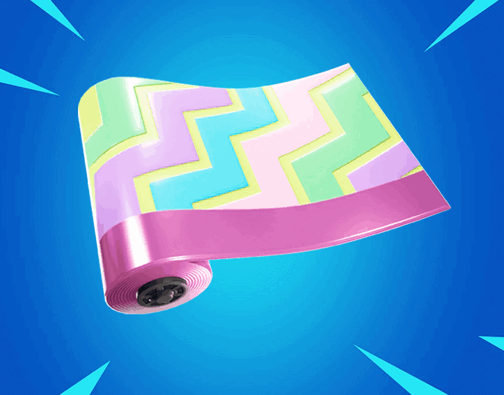 Spring Party wrap fortnite season 8