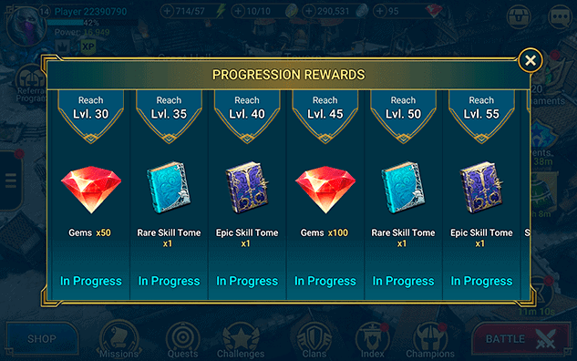 How to get skill tomes RAID Shadow Legends