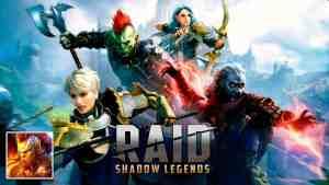 Raid: Shadow Legends Tier List – Best Champions & Starter