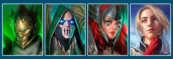 Raid Shadow Legends best team for campaign Tayrel Bad-El-Kazar Arbiter Juliana