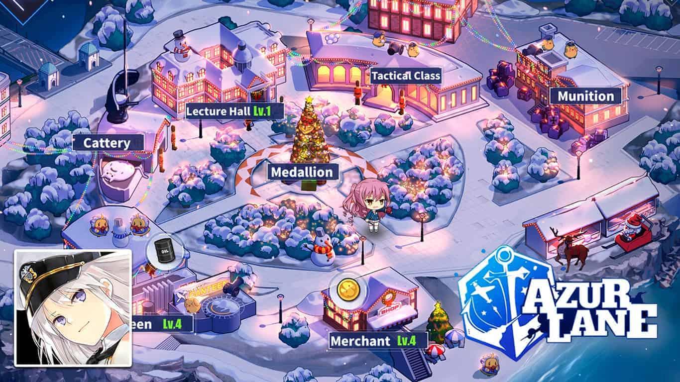 Azur Lane – All HQ Locations Guide
