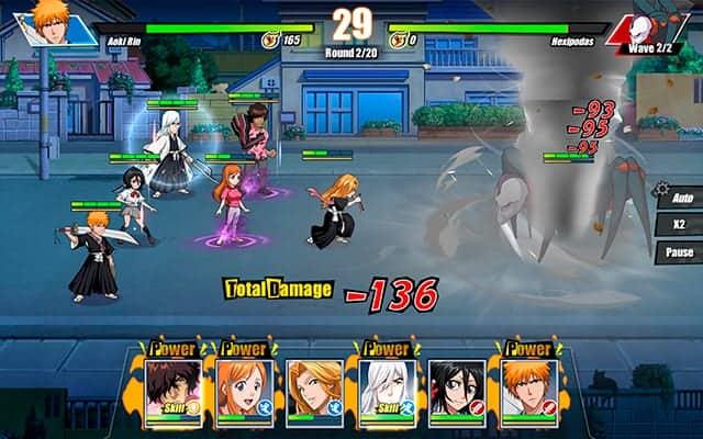 Bleach Immortal Soul gameplay screenshot