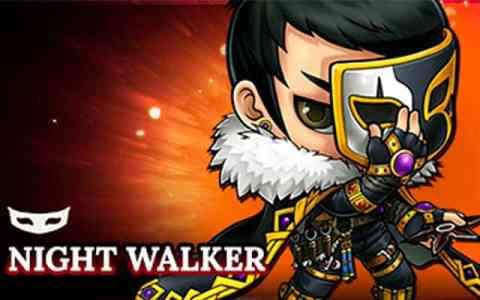 Maplestory Night Walker class