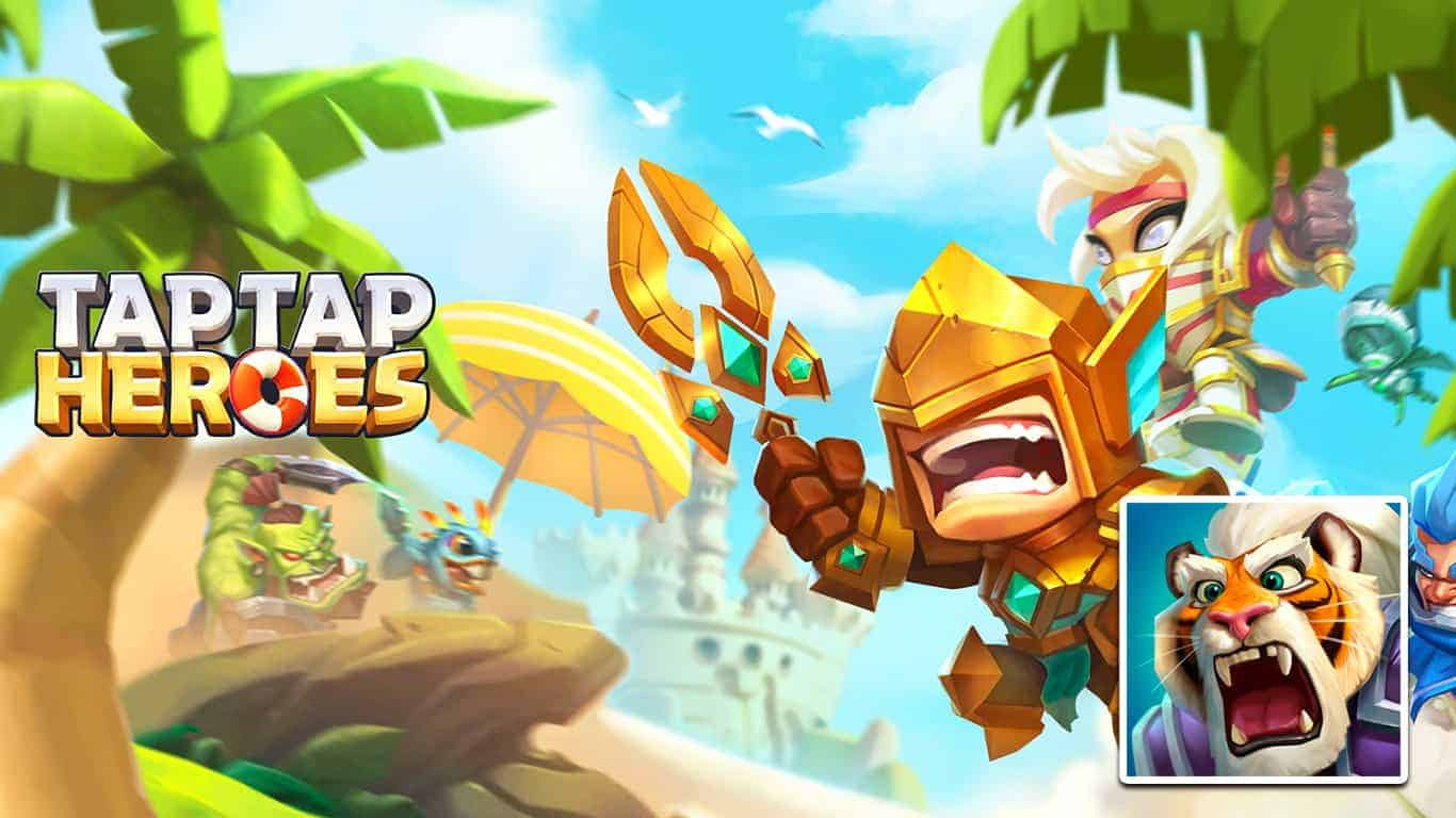 Taptap Heroes – Resources Guide: How To Get Gold, Gems, Purple Soul, etc.