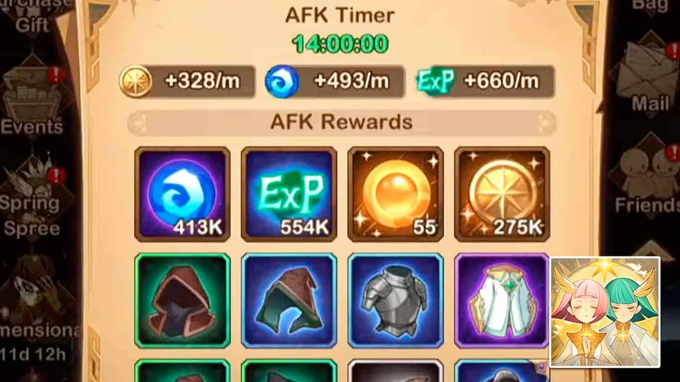 AFK Arena – How To Get Hero Experience
