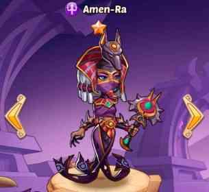 Idle Heroes Amen-Ra