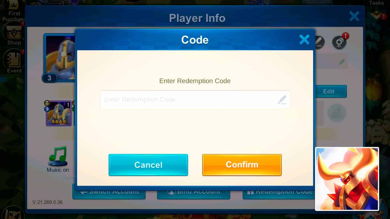 Idle Legend – Redemption Codes List (February 2021) & How To Redeem Codes