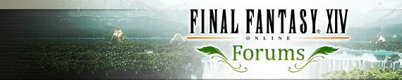 FFXIV Forums