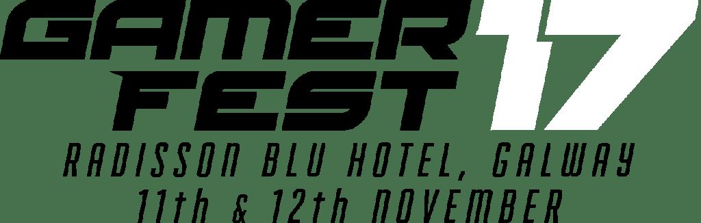 GamerFest 17 Logo