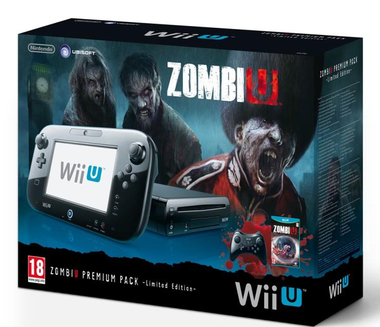 ZombiU Deluxe Set