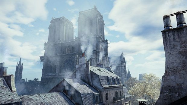 Assassin's Creed Unity Notre Dame2