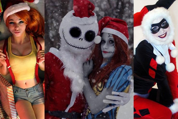 Cosplays Navidad Portada 1