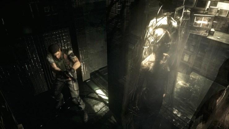 Resident-Evil-Remaster