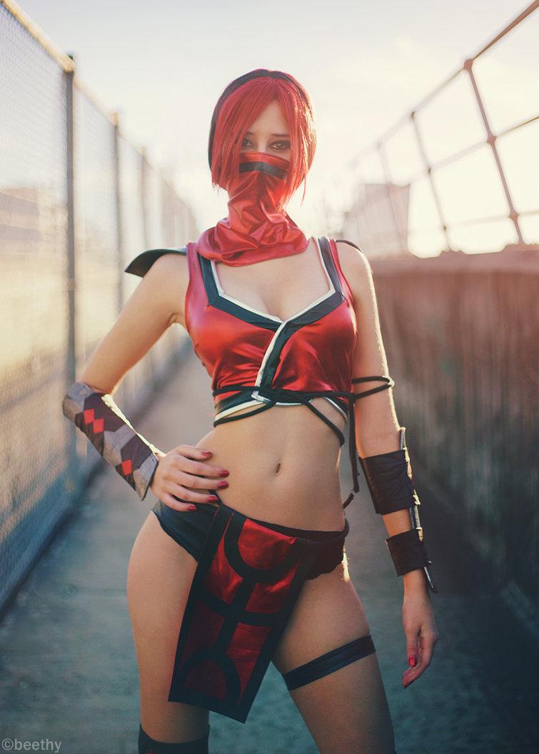 Пин на доске Mortal kombat cosplay