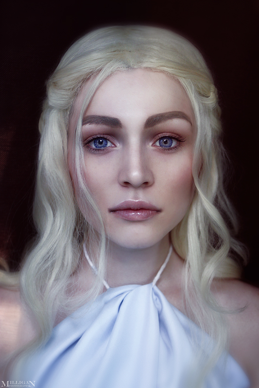 Daenerys Targaryen Khaleesi by MilliganVick 01