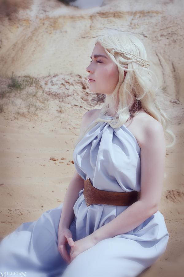 Daenerys Targaryen Khaleesi by MilliganVick 03