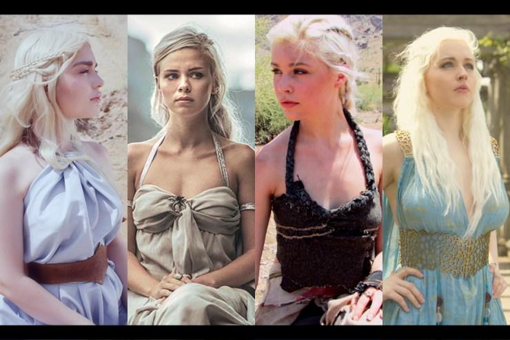 Portada Daenerys Targaryen Khaleesi