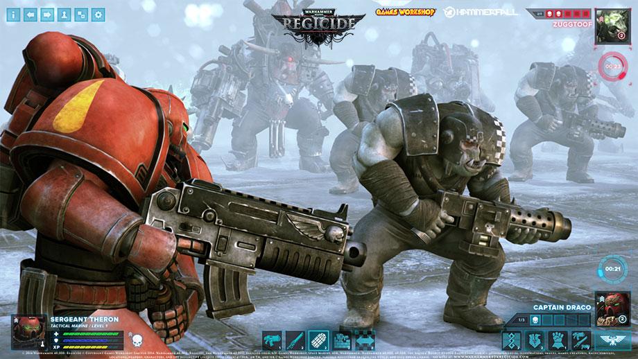 Asi Se Juega Warhammer 40000 Regicide