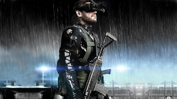 Metal Gear Solid V Ground Zeroes PlayStation Plus