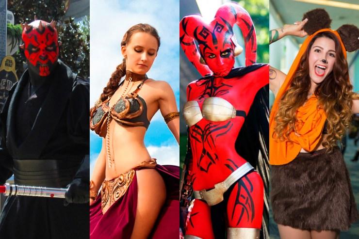 Portada Cosplay Star Wars