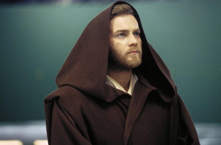 Obi Wan Ewan McGregor