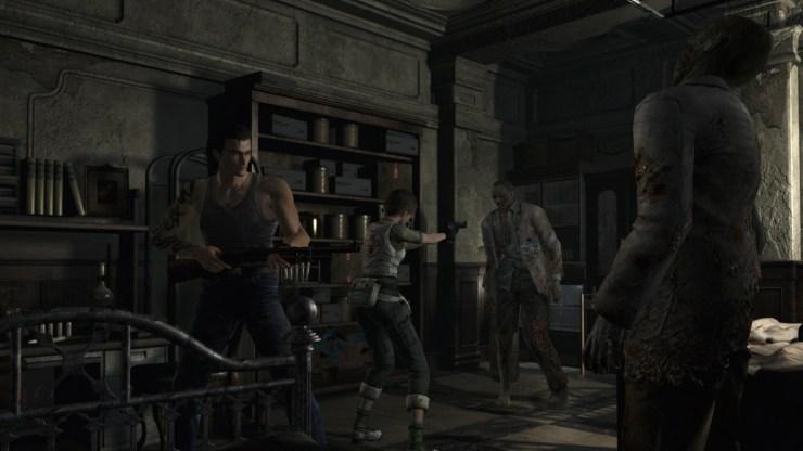 Resident Evil Zero HD Remastered (4)
