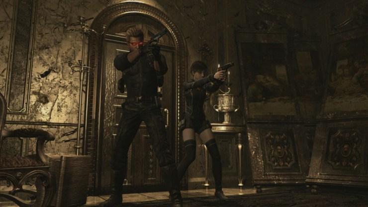 Resident Evil Zero HD Remastered (6)
