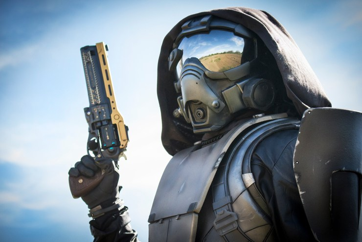 Destiny Cosplayer Eric Newgard Hunter