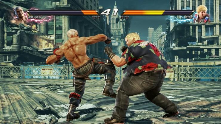 Tekken 7 - Bryan