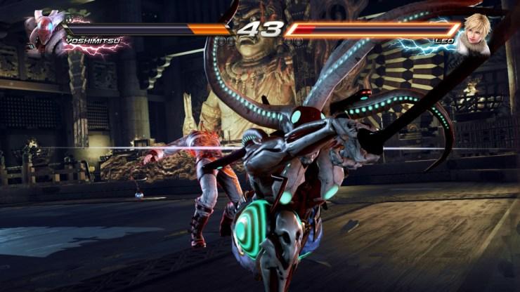 Tekken 7 - Yoshimitsu