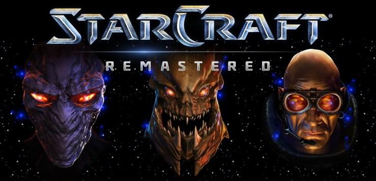 starcraft remastered fecha lanzamiento