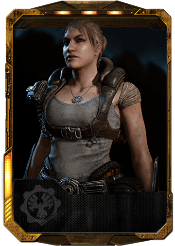 Anya - Gears of War 4