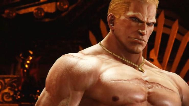Geese Howard - Tekken 7