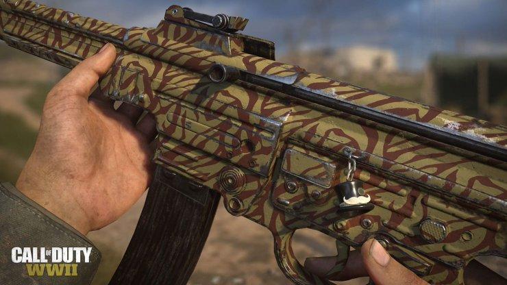Call of Duty WW2 - Lucky Charm