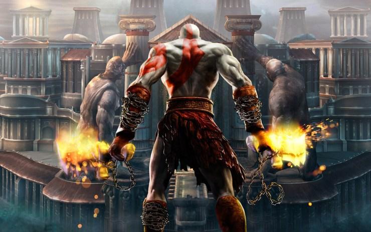 God of War - Hack and slash