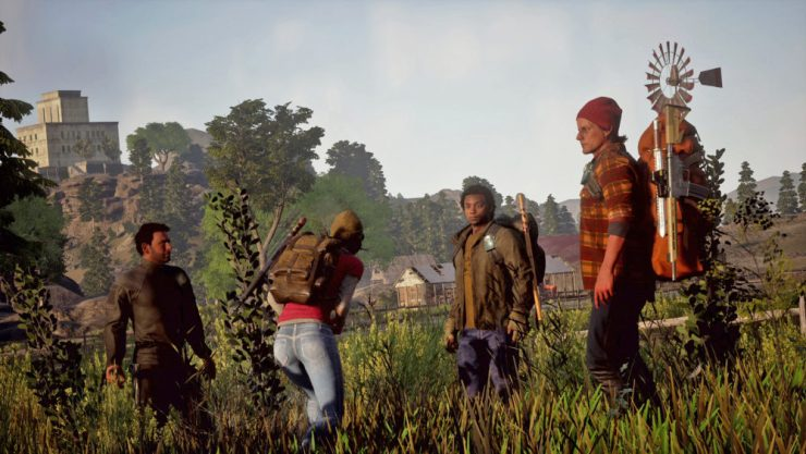 state of decay 2 reseña