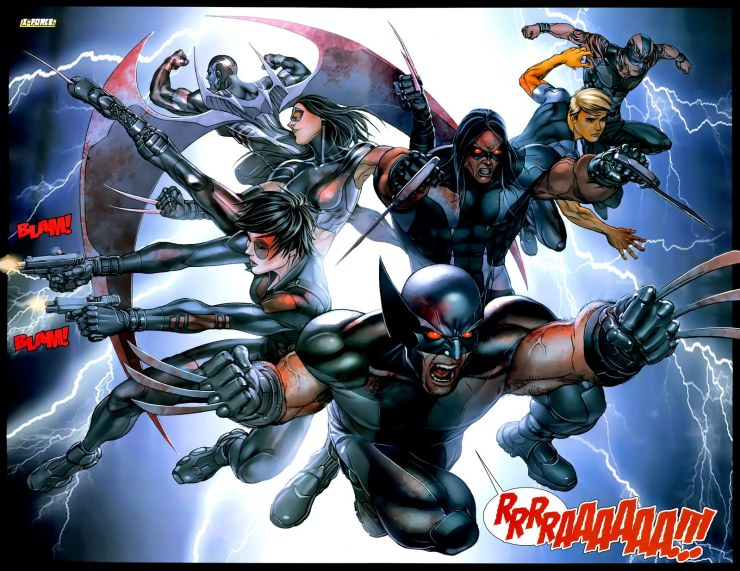 X-Force - Versión 2