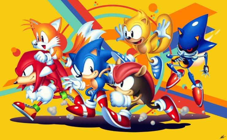 SEGA - Sonic Mania Plus