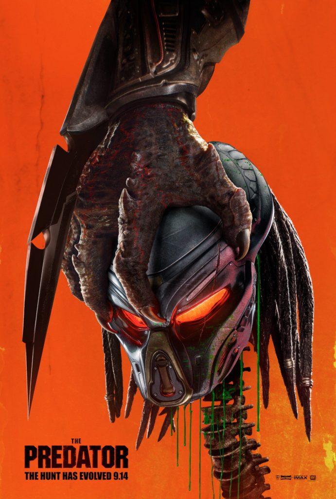 El nuevo afiche de The Predator