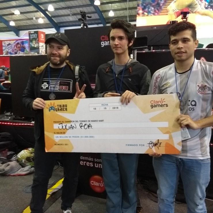 TribuGamer Esports - SOFA 2018