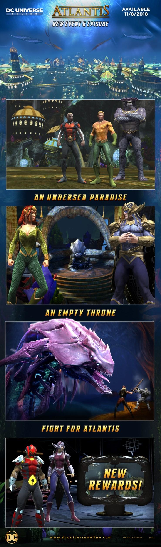 DC Universe Online - Atlantis